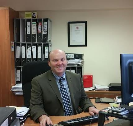 Garry Martin, Director of Finance with Donegal County Council